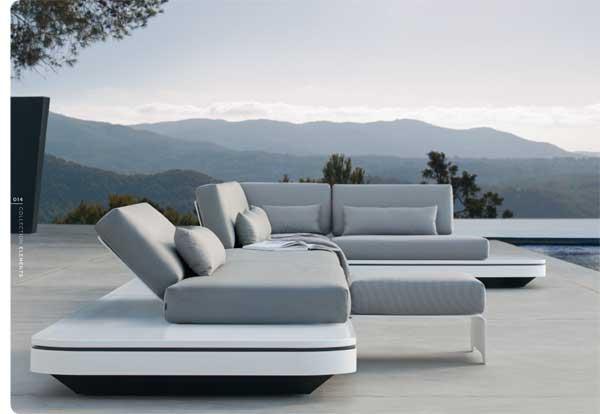 Premium Outdoor Manutti āra mēbeles