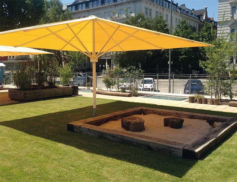 Premium Outdoor May saulessargi bērnu dārziem